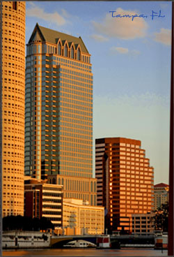 downtown Tampa buildings